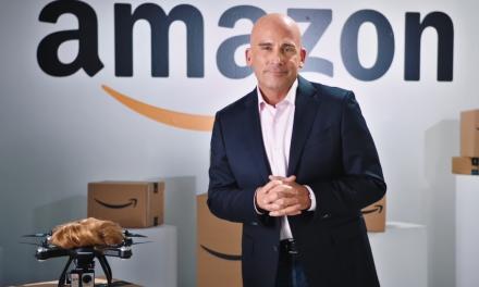 Steve Carell became Amazon's Jeff Bezos to troll Donald Trump on 'SNL'