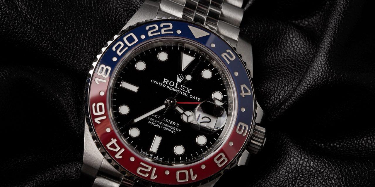 GMT Comparison: GMT-Master II 126710BLRO vs. GMT-Master II 116710BLNR