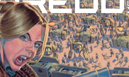 Preview: JUDGE DREDD MEGAZINE No.402