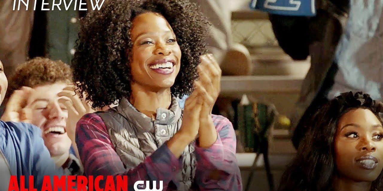 All American   Karimah Westbrook – A Single Mom's Sacrifice   The CW