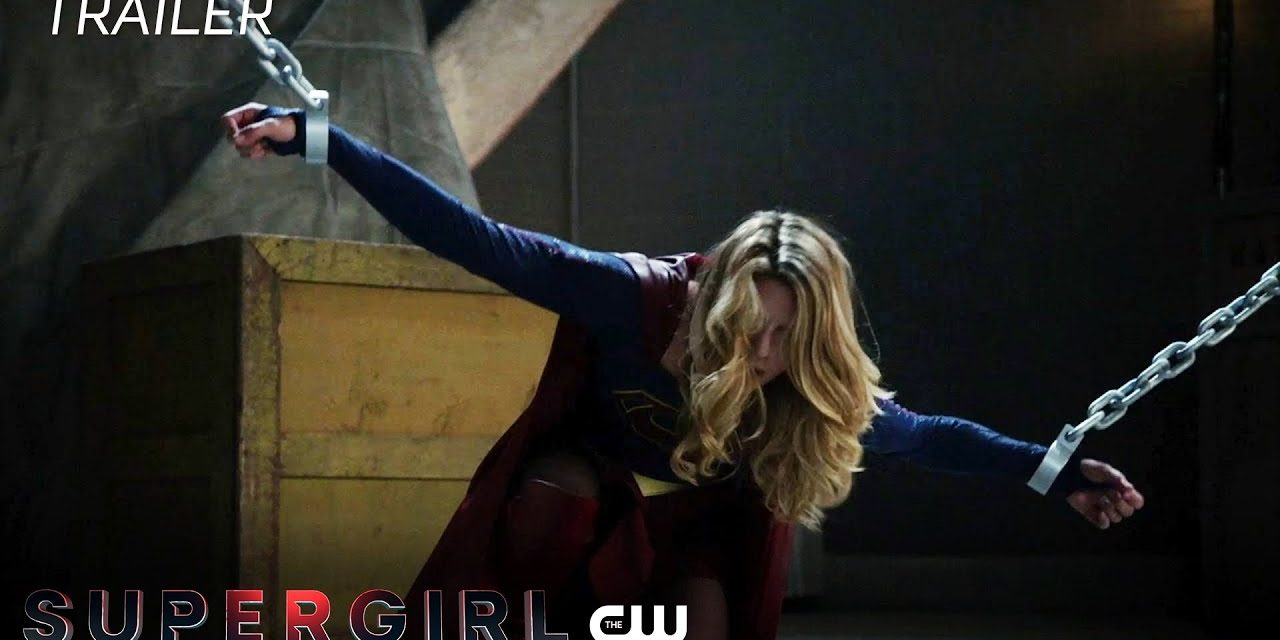 Supergirl | Rather The Fallen Angel Promo | The CW