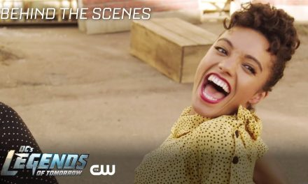 DC's Legends of Tomorrow | Inside: Tagumo Attacks!!! | The CW