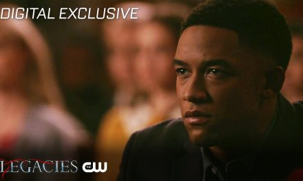 Legacies | Fan Q&A – Rafael's Loyalty | The CW