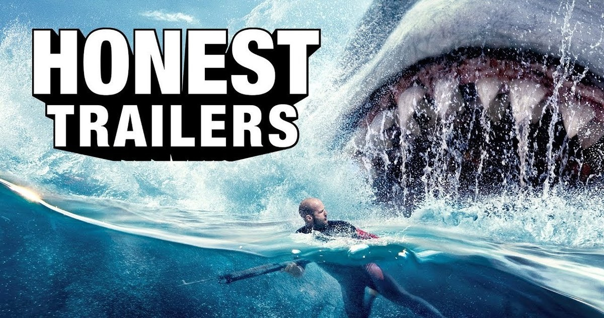 The Meg Honest Trailer Declares It the Best Worst Movie of 2018