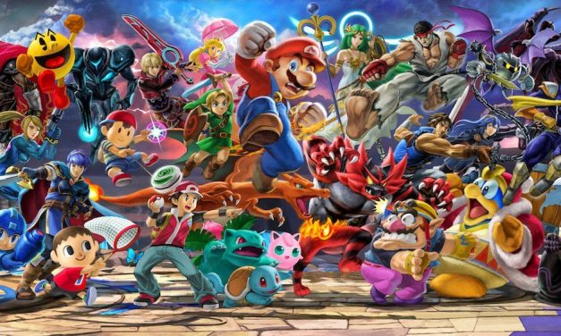 Super Smash Bros. Ultimate Is The Best Pre-Selling Game Of The Series To Date, And On Switch
