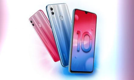 Honor 10 Lite out in China and it's got some catches