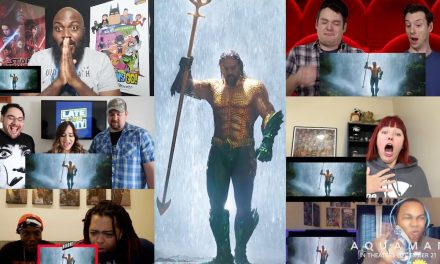AQUAMAN – Fan Reactions – In Theaters December 21