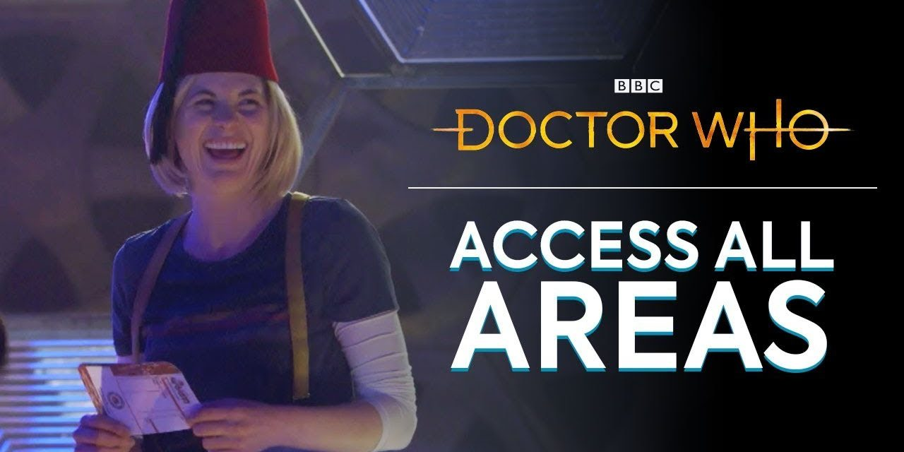 Episode 7   Access All Areas   Doctor Who