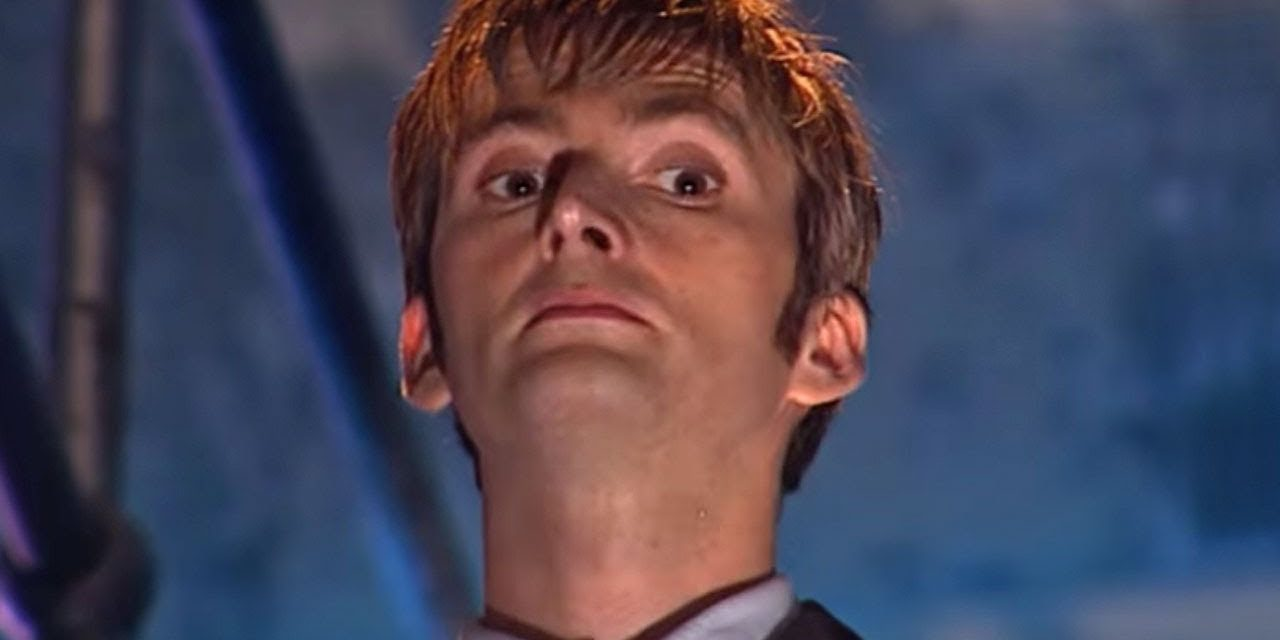 """Gallifrey!"" The Doctor vs Empress of the Racnoss | The Runaway Bride | Doctor Who"