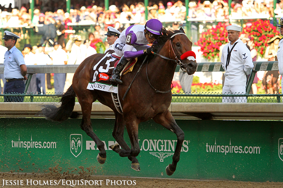 Nyquist, Frosted Lead First-Crop Weanling Sires After November Sales