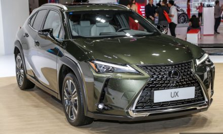 KLIMS18: Lexus UX crossover previewed in Malaysia