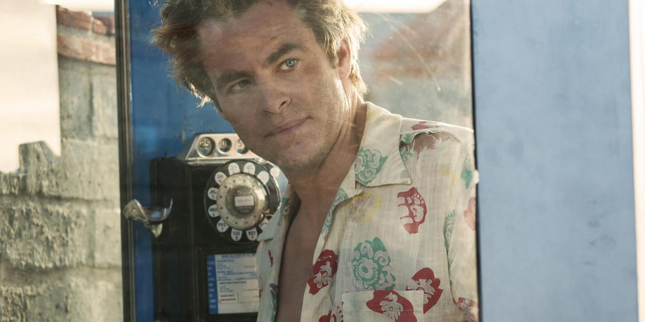 Watch Chris Pine Lose His Sh– in the New I Am the Night Trailer