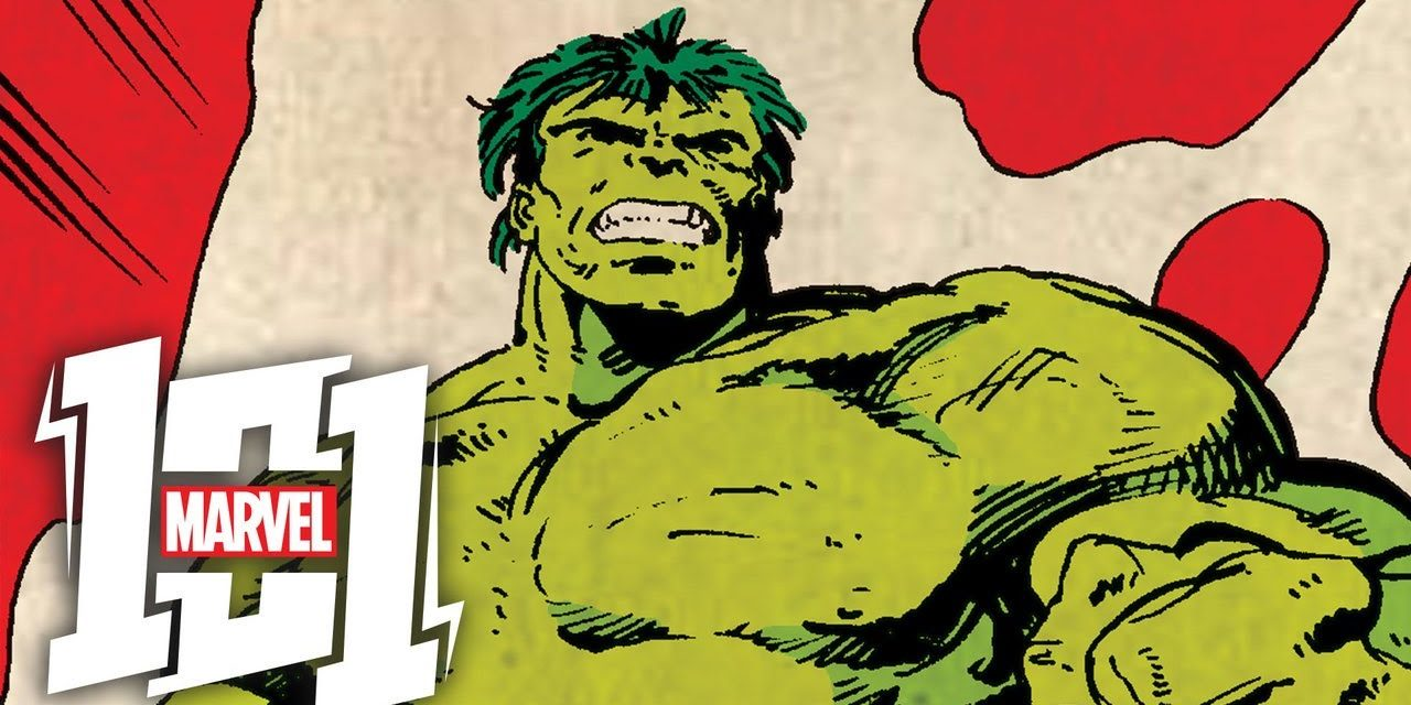 Hulk (Bruce Banner)   Marvel 101