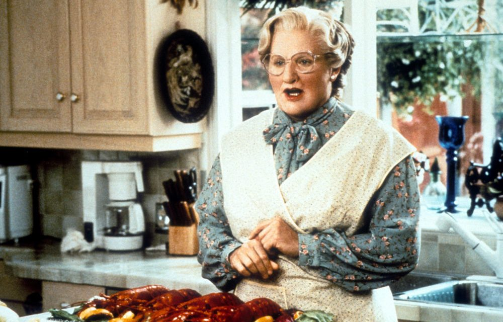 The Mrs. Doubtfire cast reunited for the first time in 25 years, and their Robin Williams stories will make your heart full