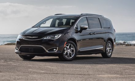 2018 Chrysler Pacifica Limited Long-Term Arrival: Enter the Dad Van