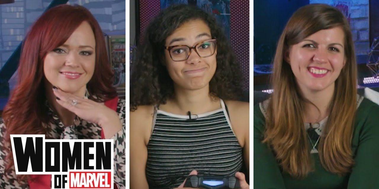 Andrea Rene, Allegra Frank, and Terri Schwartz join us to swing around NYC! | Women of Marvel