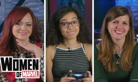 Andrea Rene, Allegra Frank, and Terri Schwartz join us to swing around NYC! | Women of Marvel