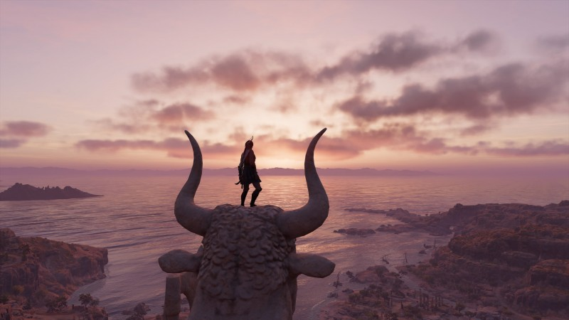 Ubisoft Reveals Assassin's Creed Odyssey's First Post-Launch Story Arc