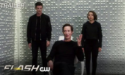 The Flash | What's Past Is Prologue Promo | The CW