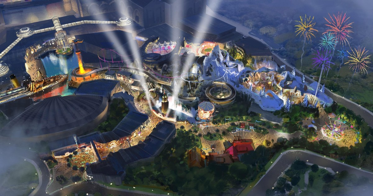 Disney & Fox Sued by Angry Theme Park Developer for $1.75B