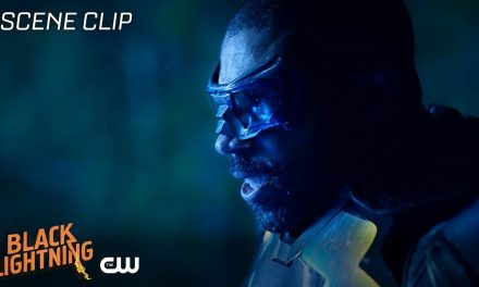 Black Lightning | The Book Of Blood: Chapter Three: The Sange Scene | The CW