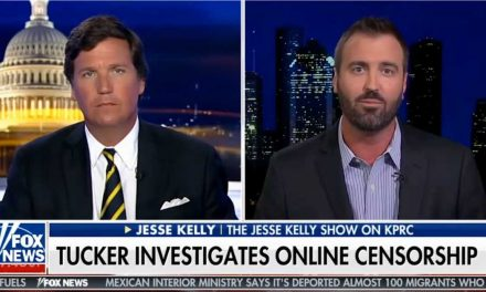 WATCH: Jesse Kelly Responds To Twitter Permanently Banning Him From Platform