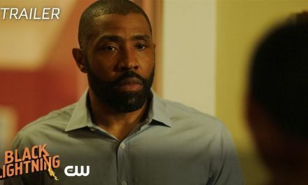 Black Lightning | The Book Of Rebellion: Chapter One: Exodus Promo | The CW