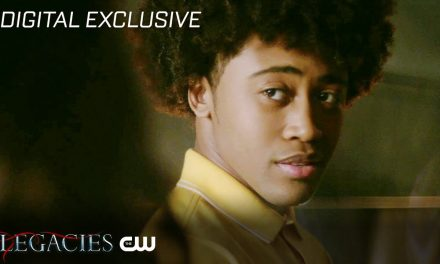 Legacies | First Day, First Scene, First Kiss | The CW