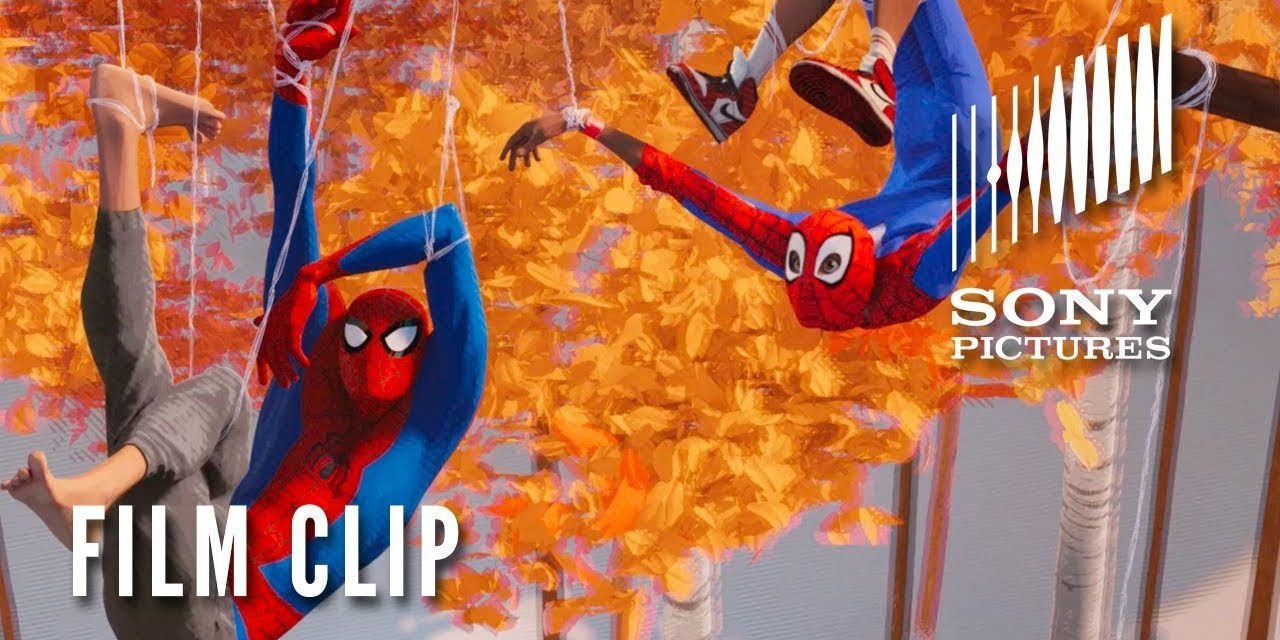 SPIDER-MAN: INTO THE SPIDER-VERSE – Another, Another Dimension Clip (In Theaters December 14)
