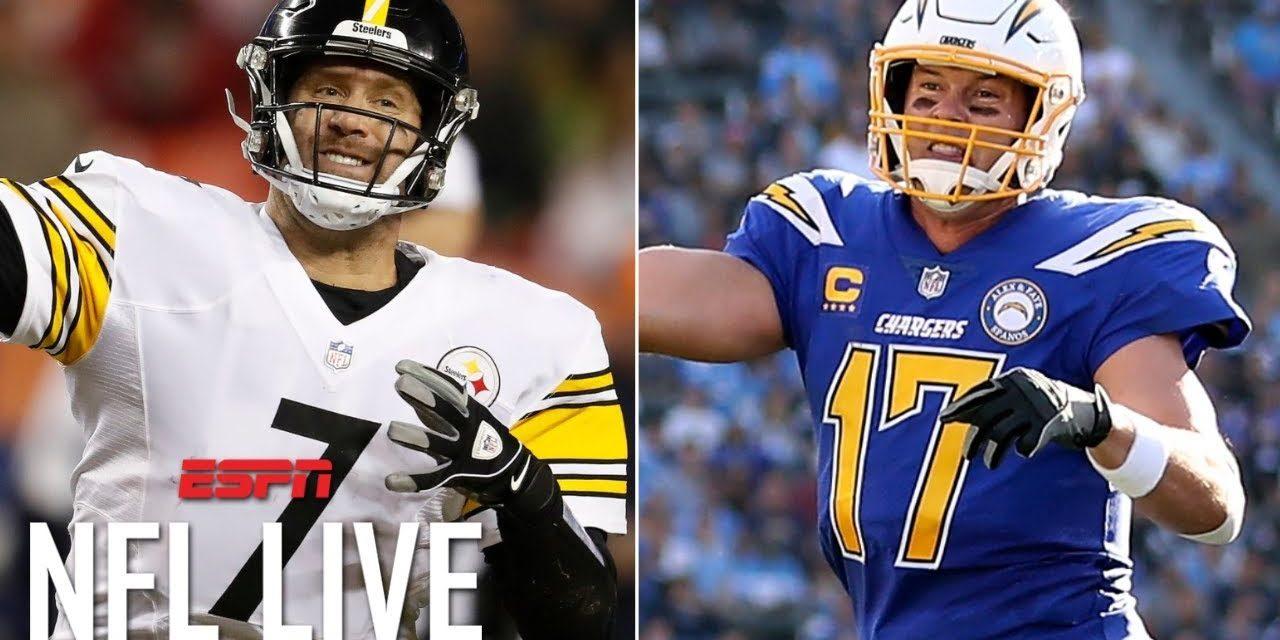 NFL Live predicts 2018 Week 13 games