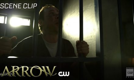 Arrow   The Slabside Redemption Scene   The CW