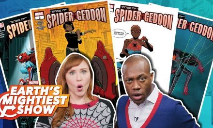 Brush Up on Your Spider-Reading list before Spider-Geddon is over! | Earth's Mightiest Show