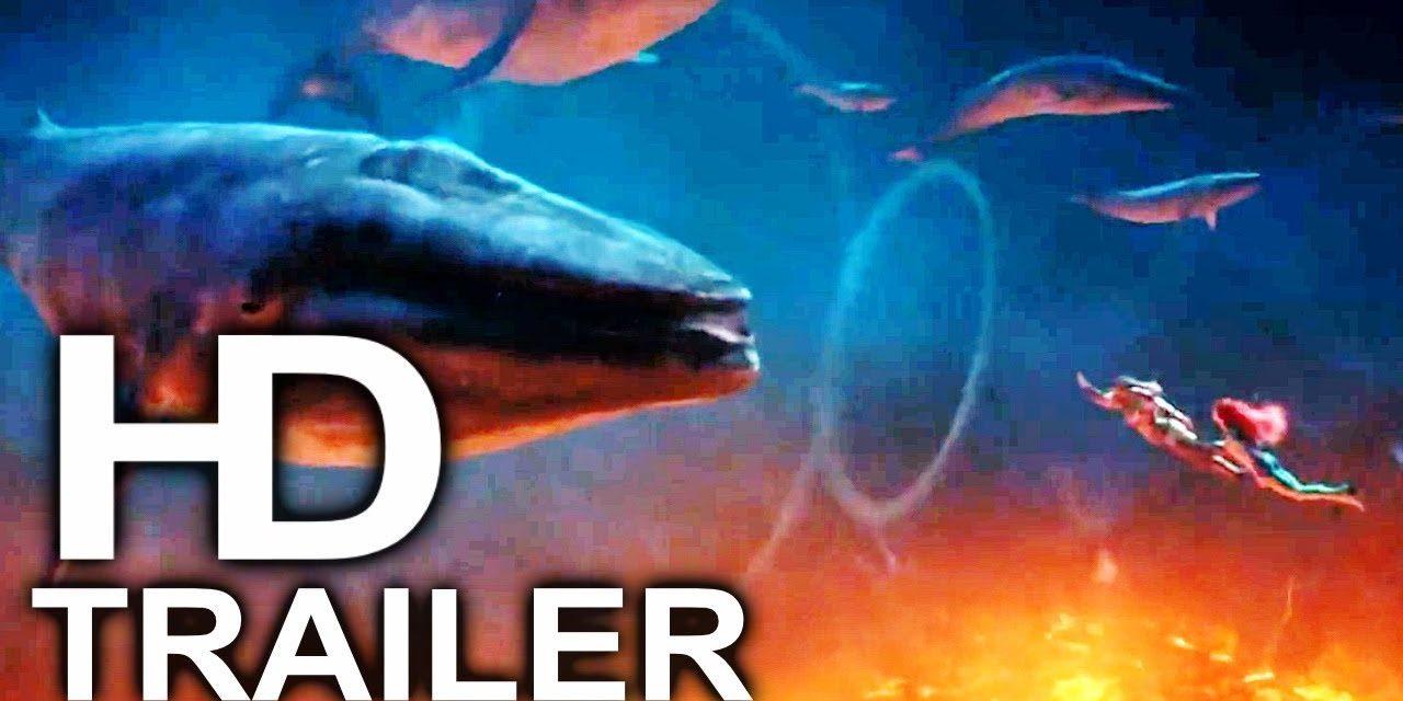 AQUAMAN Talks To Whales Trailer NEW (2018) Superhero Movie HD