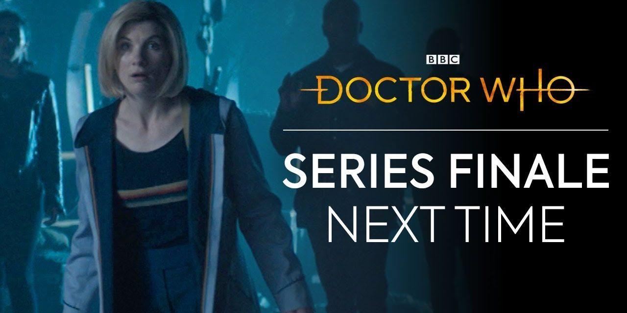 Series Finale | Next Time Trailer | The Battle of Ranskoor Av Kolos | Doctor Who: Series 11