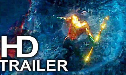 AQUAMAN Classic Suit Powers Trailer NEW (2018) Superhero Movie HD