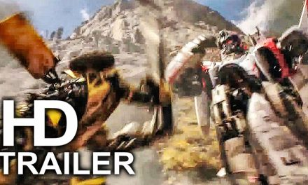 BUMBLEBEE Wipes Out Blitzwing Trailer (2018) John Cena Transformers Movie HD