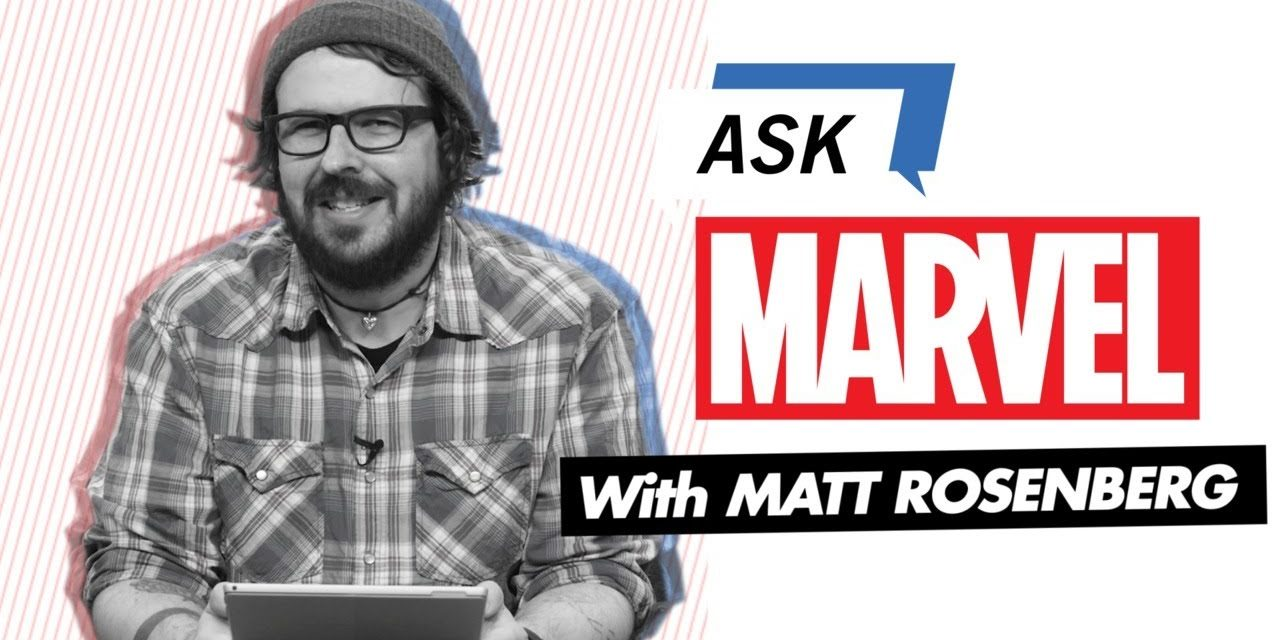 Uncanny X-Men writer Matt Rosenberg expertly answers your exceptional questions! | Ask Marvel