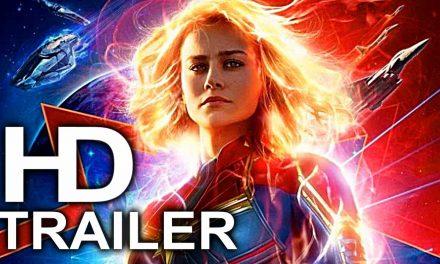 CAPTAIN MARVEL Trailer #2 Teaser NEW (2019) Superhero Movie HD