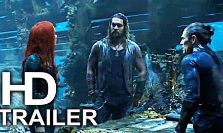 AQUAMAN Retrieve Trident Of Neptune Scene Clip + Trailer NEW (2018) Superhero Movie HD