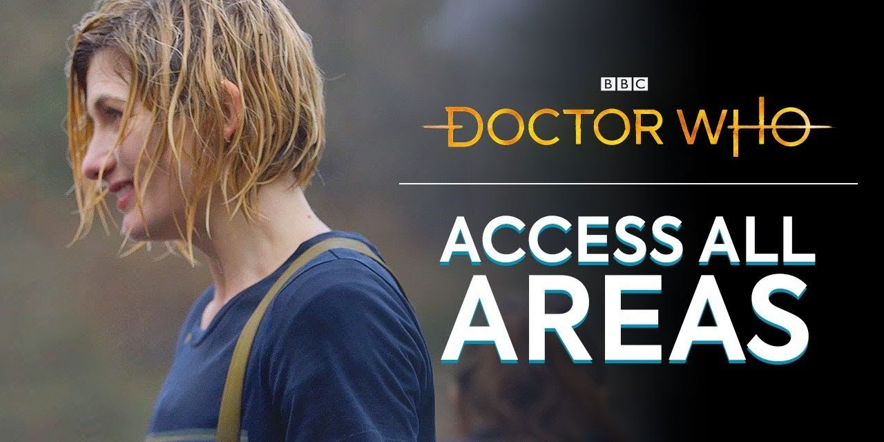 Episode 8 | Access All Areas | Doctor Who