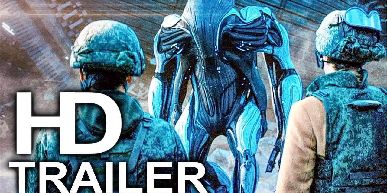 ATTRACTION Trailer #2 NEW (2018) Giant Alien Invasion Sci-Fi Movie HD