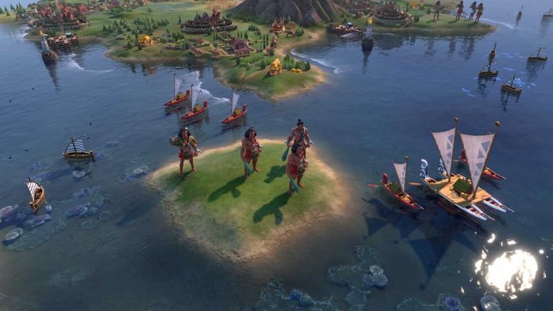 Civilization VI Gathering Storm Expansion Introduces A Maori Legend
