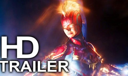 CAPTAIN MARVEL Trailer #2 NEW (2019) Superhero Movie HD