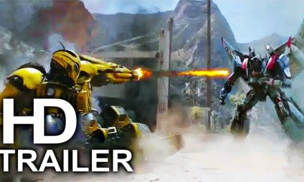 BUMBLEBEE Kills Blitzwing Scene Trailer (2018) John Cena Transformers Movie HD