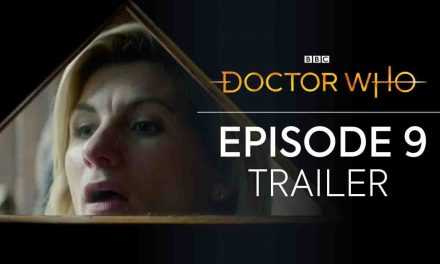 Episode 9 Trailer | It Takes You Away | Doctor Who: Series 11