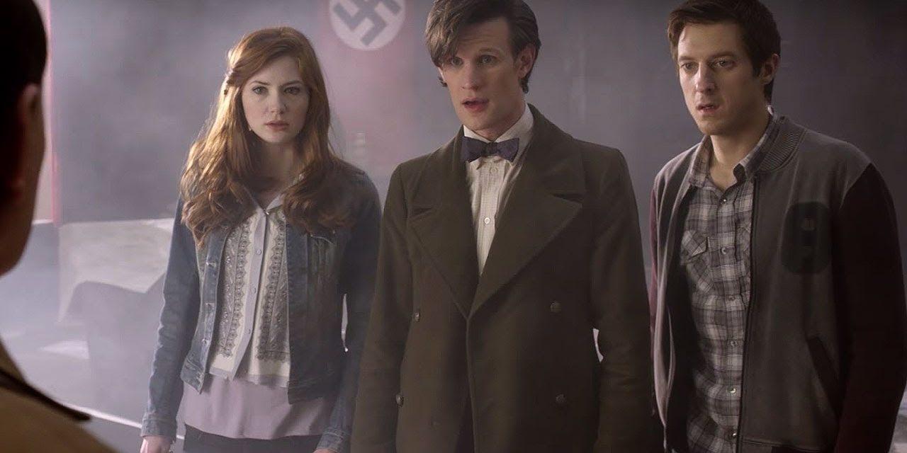 The Doctor Accidentally Saves Hitler | Let's Kill Hitler | Doctor Who