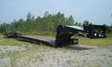 Talbert, inventors of the detachable gooseneck, marks 80th year of designing, building trailers
