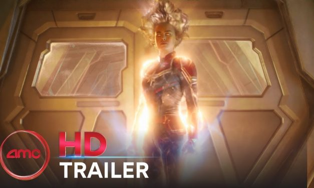 CAPTAIN MARVEL – Official Trailer #2 (Brie Larson, Samuel L. Jackson) | AMC Theatres (2019)