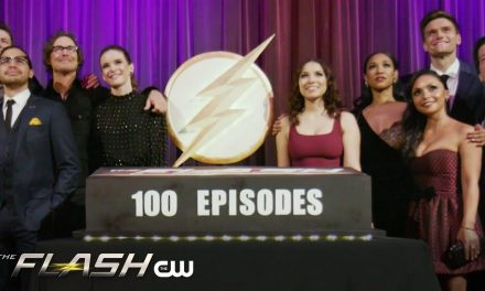 The Flash | 100th Episode Party | The CW