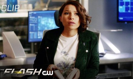 The Flash | What's Past Is Prologue Scene | The CW